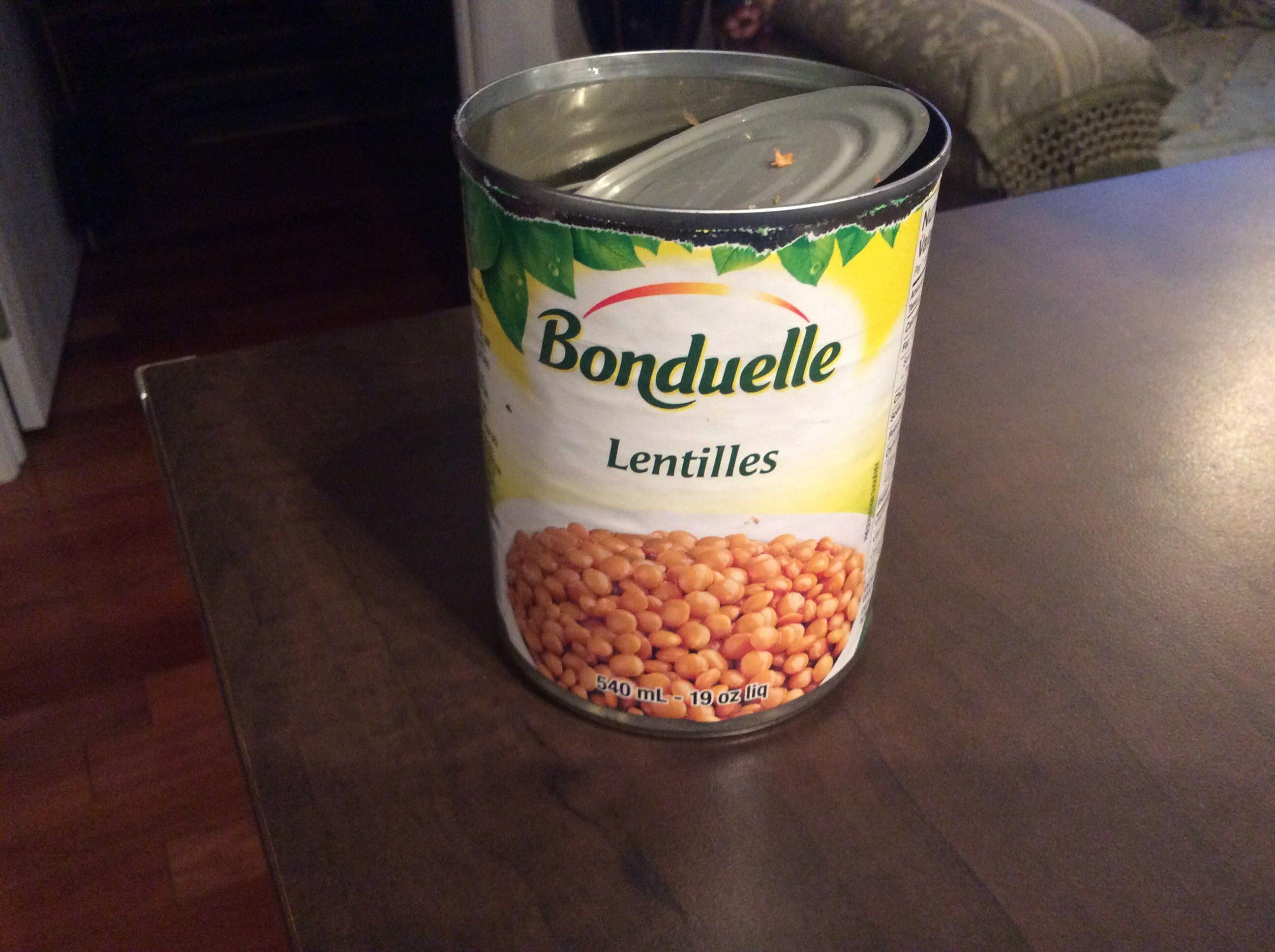 Lentille - Product - fr