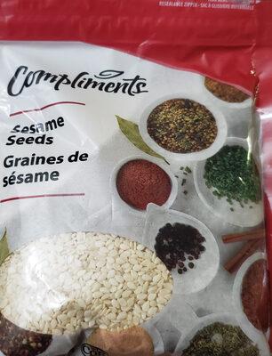 sesame seeds - Product - en