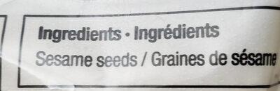 sesame seeds - Ingredients - en