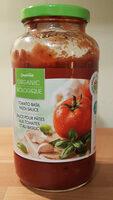 Sauce pour pâtes aux tomates et au basilic - Produit
