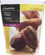 Pitted dates - Produit - en