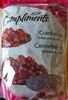 Cranberries Dried and Sweetened - Product