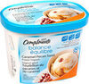 Caramel pecan swirl frozen yogourt - Product