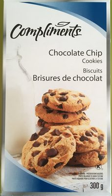 Chocolate Chip Cookies - Produit - en
