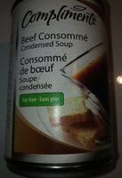 consommé de boeuf - Product - fr