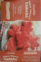 Biscuits D'anniversaire Célébrons Le Canada - Produit