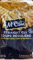 Straight cut french fried - Produit - en