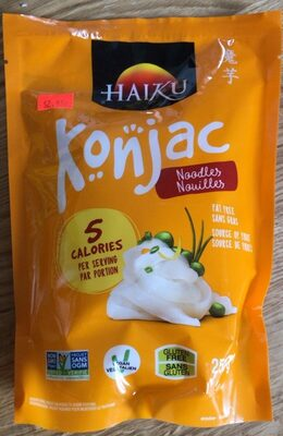 Nouilles Konjac - Produit - fr