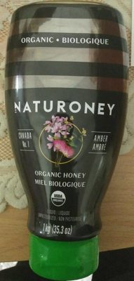 Organic Honey - Product - fr