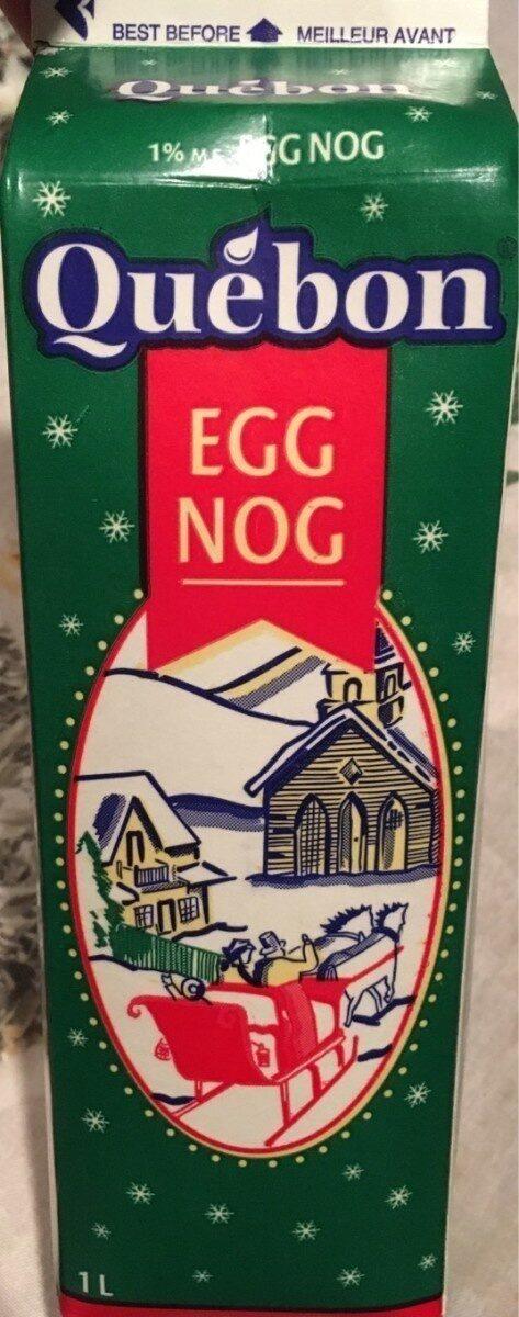 Egg nog - Produit - en