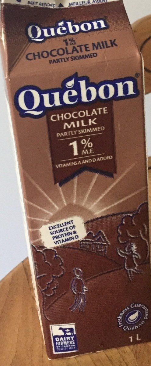 Lait au chocolat - Produit - fr