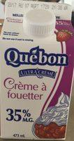 Crème à fouetter 35% - Produit - fr