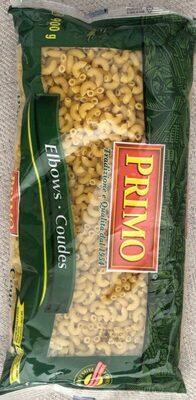 Macaroni Coupé - Produit - en