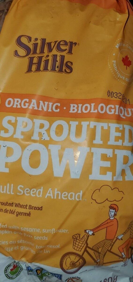 Organic sprouted power - Product - en