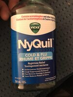 NyQuil Cold & Flu - Product - en