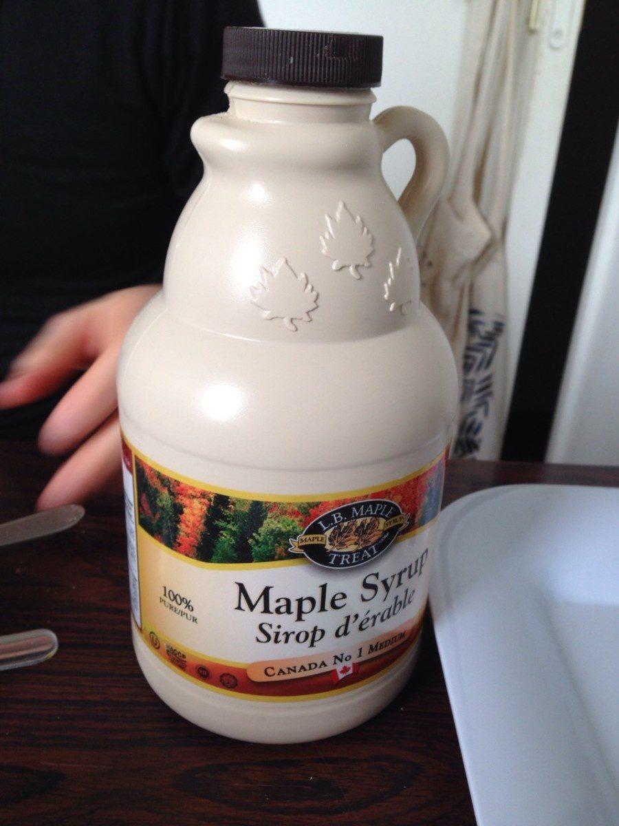 Pure Maple Syrup Medium - Produit - fr