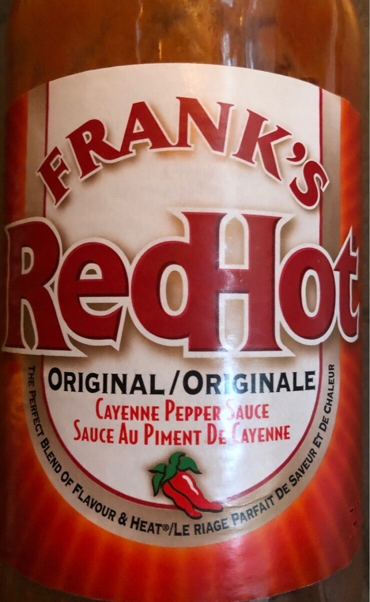 Frank's Red Hot - Product - fr