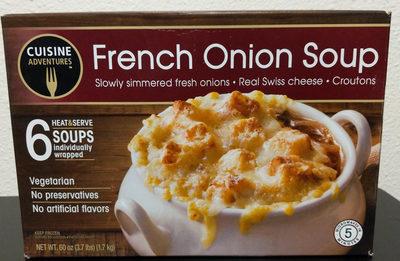 French Onion Soup - Produit - en