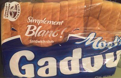 Sandwich Club - Produit