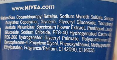 Cleansing Gel - Ingredients - en