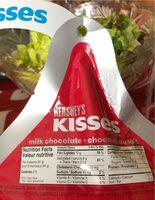 Kisses - Informations nutritionnelles - fr