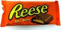 Barre De Chocolat Au Beurre D'arachide (format Familial) - Produit - fr