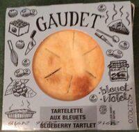 Tartelette aux bleuets - Product - fr