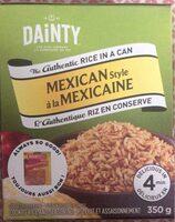 Riz en conserve - Product - fr