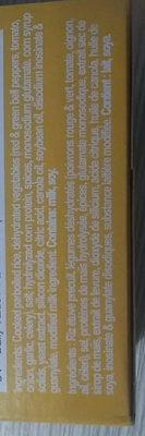Riz en conserve - Ingredients - fr