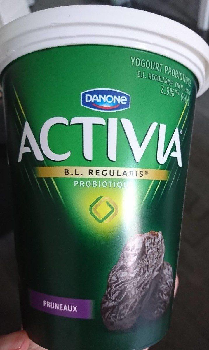 Yogourt Probiotique Activia (pruneau) - Product