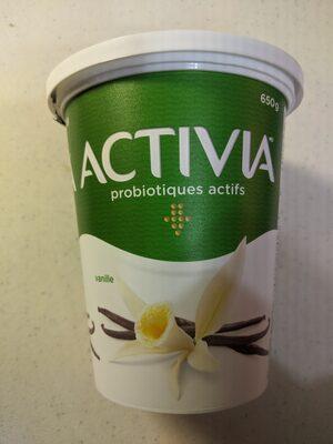 Activia Active Probiotics Vanilla - 4