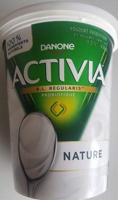 Activia nature - Produit