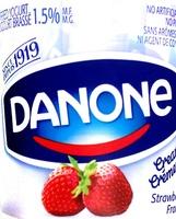 Creamy Strawberry - Product