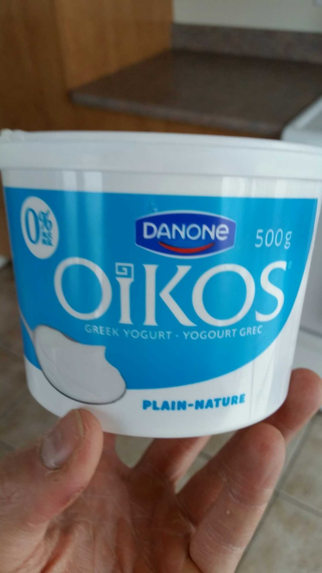 Oikos Yogourt Grec Nature - Product