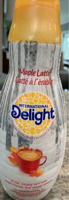 Maple Latte Coffee Creamer - Prodotto - en