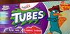 Tubes Raisins/Framboises - Produkt