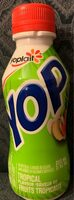 Yop tropical - Product - fr