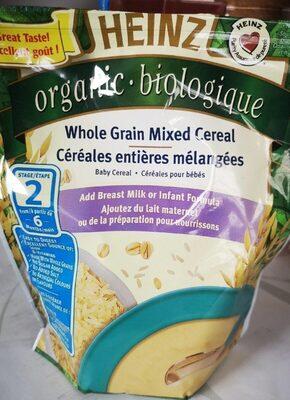 Céréale entières mélangées - Produit - fr
