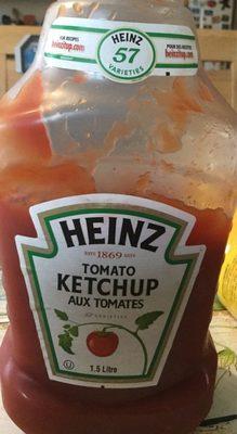 Heinz Tomato Ketchup - Produit - fr