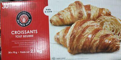 Croissants Tout Beurre - Product - fr