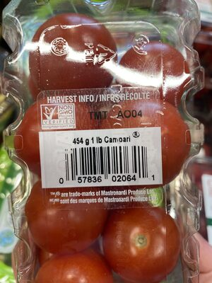 Sunset Campari Tomatoes - Product