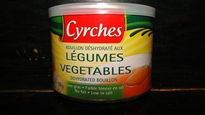 Mélange à Soupe (bouillon De Légumes) - Product - fr