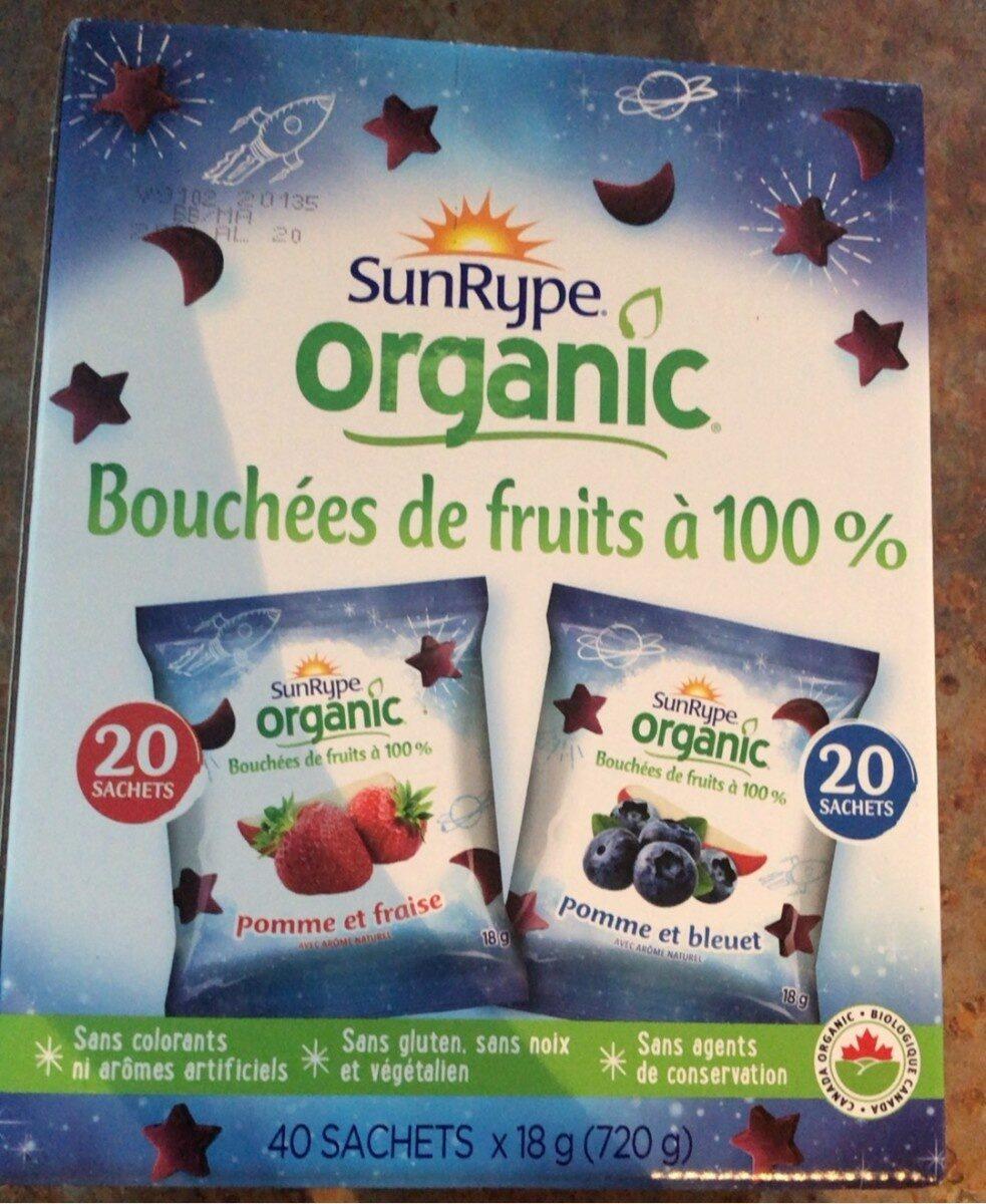 Bouchées de fruits - Produit - fr