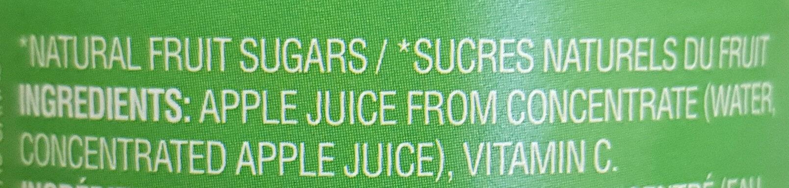 Fairlee - Ingredients
