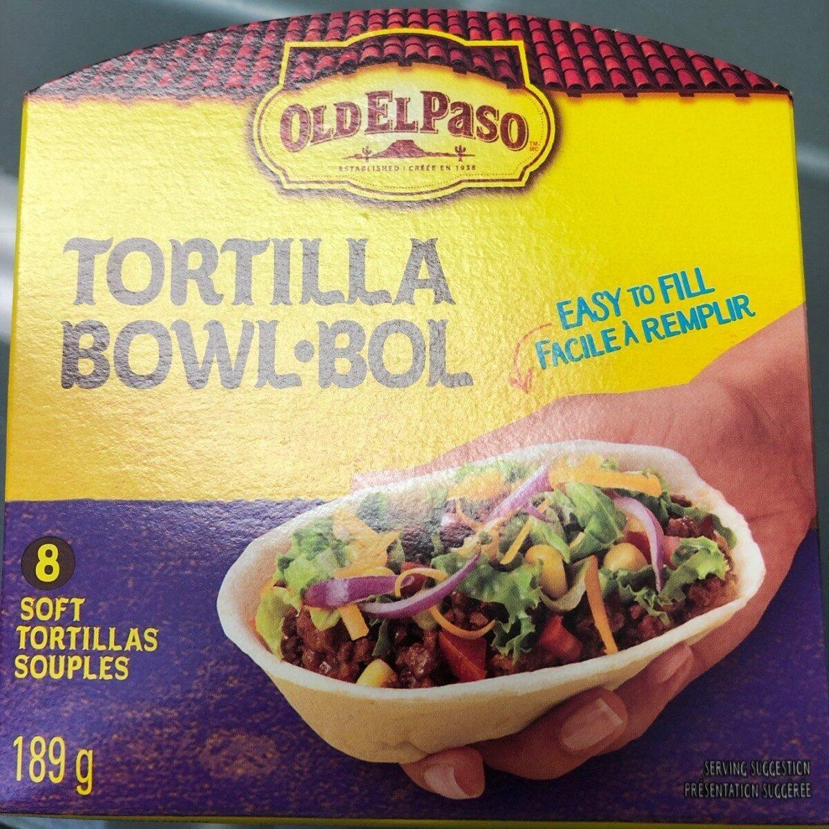 Tortilla bowl - Produit - fr