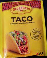 Mélange d'assaisonnements Taco - Product - fr