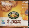 Sunrise breakfast touch of honey & chia biscuits - Produit