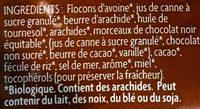 Love Crunch - Ingrédients - fr