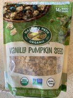 Vanilla pumpkin seed - Product - es