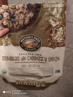 Granola con semillas de calabaza y linaza - Produit - es